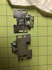Kirsch Cordless Metal Mini Blind Brackets 1 Pair