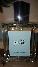 Philosophy LIVING GRACE 2oz Spray Fragrance + BONUS