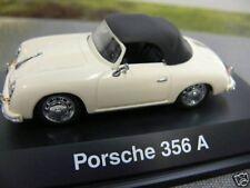 1/43 Schuco Porsche 356 A mit Softtop altweiss 02691
