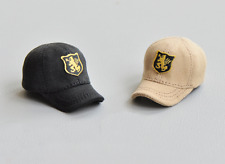 1/6 Scale Male Soldiers Seal Special Force Curved Brim Baseball Cap Hat 5 Styles