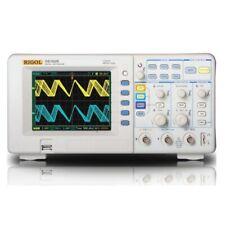 RIGOL Digital Oscilloscope DS1052E 2 analog channels 50MHz bandwidth 1GSa/s Sam