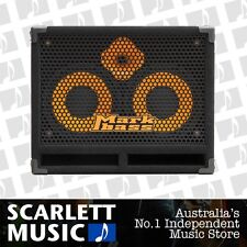 MarkBass Standard 102HF 2x10 400w 8 Ohm Bass Cabinet *Brand New*