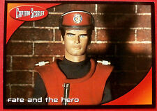 CAPTAIN SCARLET - Card #11 - Fate And The Hero - Cards Inc. 2001
