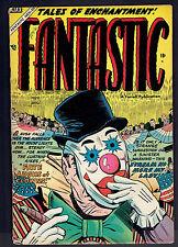 1954 Ajax Fantastic Comics #10 VG/FN