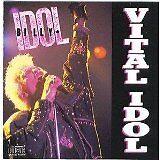 IDOL Billy - Vital idol - CD Album