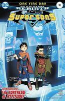 Super Sons #10 DC