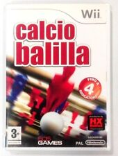 Calcio Balilla - Nintendo Wii