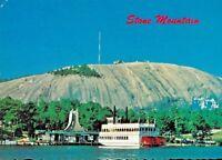 Postcard GA Stone Mountain The Henry Grady