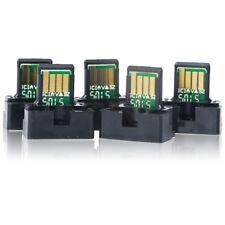 5 x Toner Chip for Sharp MX-4110 4111 4140 4141 5110 5111 5140 5141  (MX-51NT)