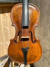 Old French Violin Iofredus CAPPA 1640 label