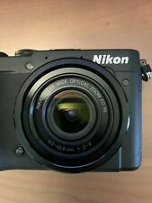 Nikon COOLPIX P7700 Digital Camera Free Filter & Guide Lightly Used Mint