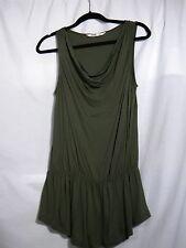 Old Navy - Women's Green Sleevless Shirt - Size XS