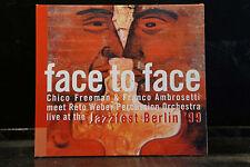 Chico Freeman & Franco Ambrosetti-Face to Face/jazz fisso Berlin'99