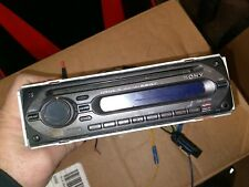 Sony Xplod Car Stereo Model Cdx-Gt10W Am Fm Cd Player High Power.