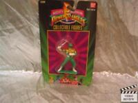 Mighty Morphin Power Rangers Collectible Figure Green Ranger NEW Bandai