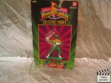 Mighty Morphin Power Rangers Collectible Figure Green Ranger NEW Bandai