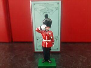 Britain's Collectors club Scots Guards S.W.Adderley SGT