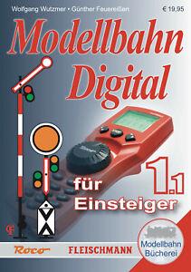 Roco 81385 Handbuch Digital für Einsteiger, Band 1.1 - NEU