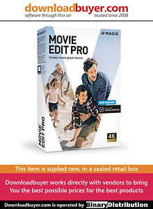 MAGIX Movie Edit Pro 2020 - [Boxed]