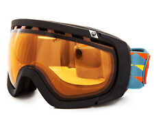 Dragon Rogue Snow Goggles - Mountain/Amber