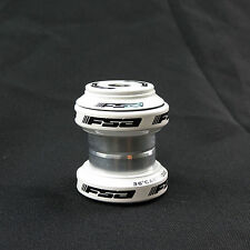 "FSA Orbit MX 34mm Threadless Headset for Bike Bicycle 1-1/8"" Steerer - White"