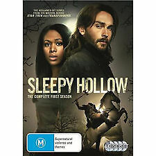 SLEEPY HOLLOW - THE COMPLETE FIRST SEASON - BRAND NEW & SEALED 4-DISC REG.4 DVD