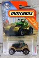 2019 Matchbox #35 MBX Construction Dirtstroyer New NIB Sealed