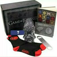 Culturefly HBO Game Of Thrones Collectors Box Mystery Item Rare, New Sealed Box
