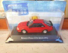 DIE CAST RENAULT FUEGO GTA MAX (1991)) INDIMENTICABILI 80/90 SCALA 1/43