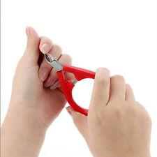 Cuticule Nipper Cutter Clipper nail art manucure tondeuse outil FT