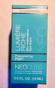 NEO CUTIS Lumiere Riche Bio-restorative Eye Balm 0.5 FL OZ. (15ml)