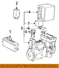 BMW OEM 93-94 740iL-ABS Anti-Lock Brakes Control Module Unit 34521090419