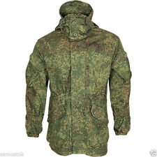 Jacket Gorka-3 camo pixel flora for summer made by SPLAV, RU special forces