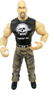 Stone Cold WWE Wrestling Action Figure Jakks Ruthless Aggression Series 9