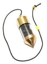 Shungite Crystals Pendulum Large Dowsing Tool