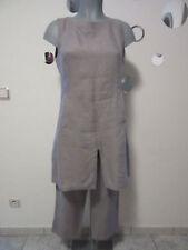 Waschbär der Umweltversand,100 %Leinen, Tunika + Hose,Farbe Grau,NP 169,90€