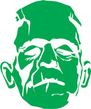 Frankenstein's Monster vinyl decal sticker horror monster boris karloff
