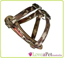 EzyDog Chest Plate Harness for medium dogs - M - several colours available