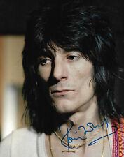 "Ron Wood ""Rolling Stones"" Autogramm signed 20x25 cm Bild"