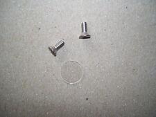 83-84 Honda Ascot VT500FT Brake Master Cylinder Sight Glass Lens Repair Window