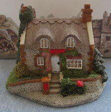 Lilliput Lane Mrs. Pinkerton's Post Office Cottage Signed Dated Mint in Box