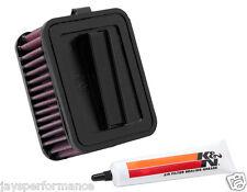 Kn air filter Reemplazo Para Yamaha XT600 84-89