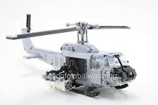 Photo.  Toy Lego Huey Gunship