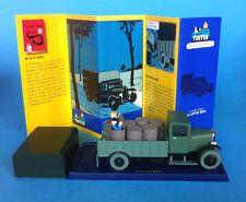 VOITURE TINTIN CAR ATLAS n°53 Le camion d'opium Lotus bleu années 30 HERGE CARS