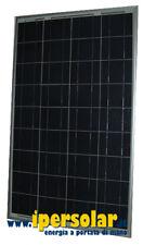 Pannello solare fotovoltaico 125 Watt Poli