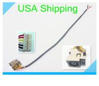 DC power jack in cable for HP Pavilion G71-351CA G71-333CA G71-340US  harness