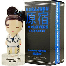 HARAJUKU LOVERS MUSIC BY GWEN STEFANI EDT SPRAY 1.0 oz   / FREE SHIPPING / NEW