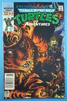 Teenage Mutant Ninja Turtles Adventures #33 Archie Comics 1992 Newsstand