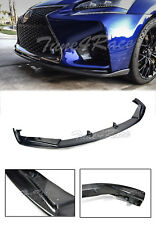 For 16-Up Lexus GS Base & F-Sport Carbon Fiber Front Lip lower Kit Lexon Style