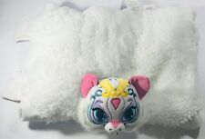 Nickelodeon Shimmer Shine Nahal Cat White Tiger Pillow Pet Plush Stuffed RARE